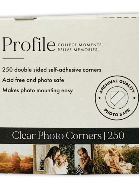 PP017.03 Photo Corners Front