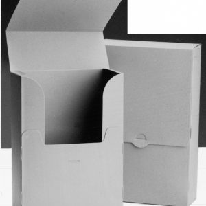 Foolscap Box