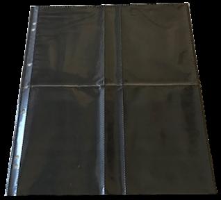 black divider