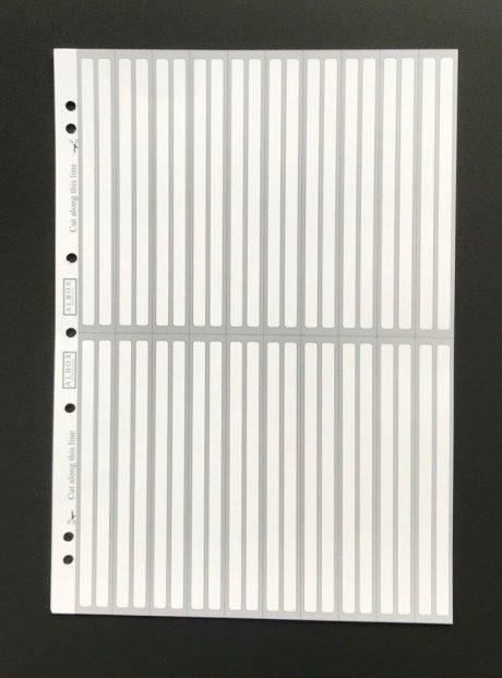 tab sheet