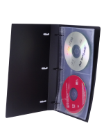 CDBIND – CD Binder- Black